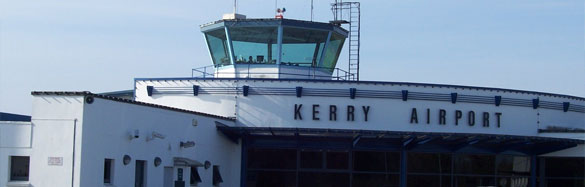Autonoleggio all'Aeroporto di Kerry